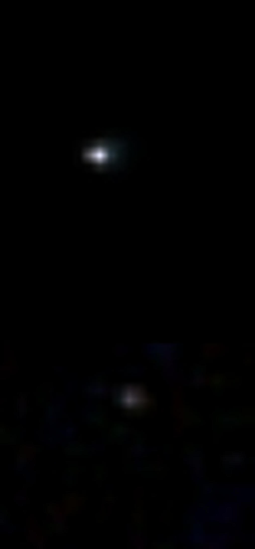 The two bodies in this portion of an evening-sky view by NASA's Mars rover Curiosity are Earth and Earth's moon. The rover's Mast Camera (Mastcam) imaged them in the twilight sky of Curiosity's 529th Martian day, or sol (Jan. 31, 2014).