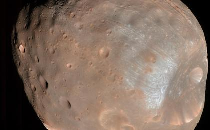 read the article 'NASA Orbiter Steers Clear of Mars Moon Phobos'