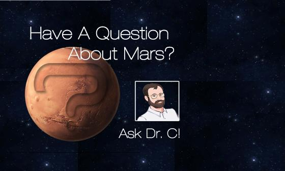 read the article 'Have you ever wondered why Mars is red?'