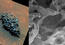 Hardened Lava Meets Wind on Mars