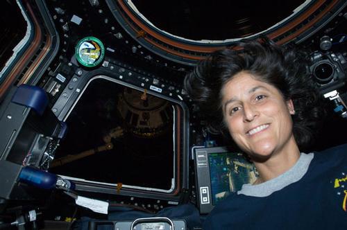 suni williams astronaut - photo #13