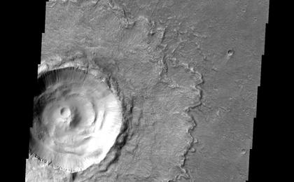 read the article 'Lismore Crater'
