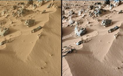 see the image 'Wind-Blown Martian Sand'