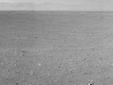 This scene shows the surroundings of the location where NASA Mars rover Curiosity arrived on the 29th Martian day, or sol, of the rover's mission on Mars (Sept. 4, 2012).