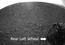 see the image 'Curiosity's Rear View, Annotated'