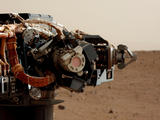 read the article 'NASA Mars Rover Curiosity Begins Arm-Work Phase'