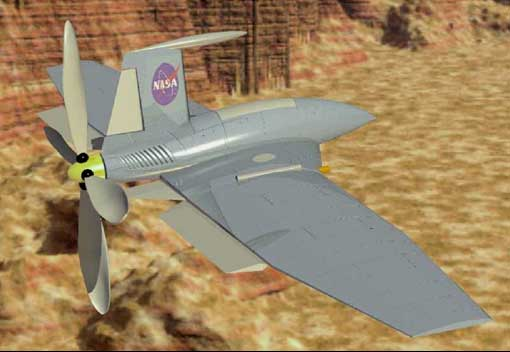 "NASA proposes to create a new line of small ""Scout"" missions                    			that would be selected from proposals from the science community,                    			and might involve airborne vehicles or small landers, as an                    			investigation platform."