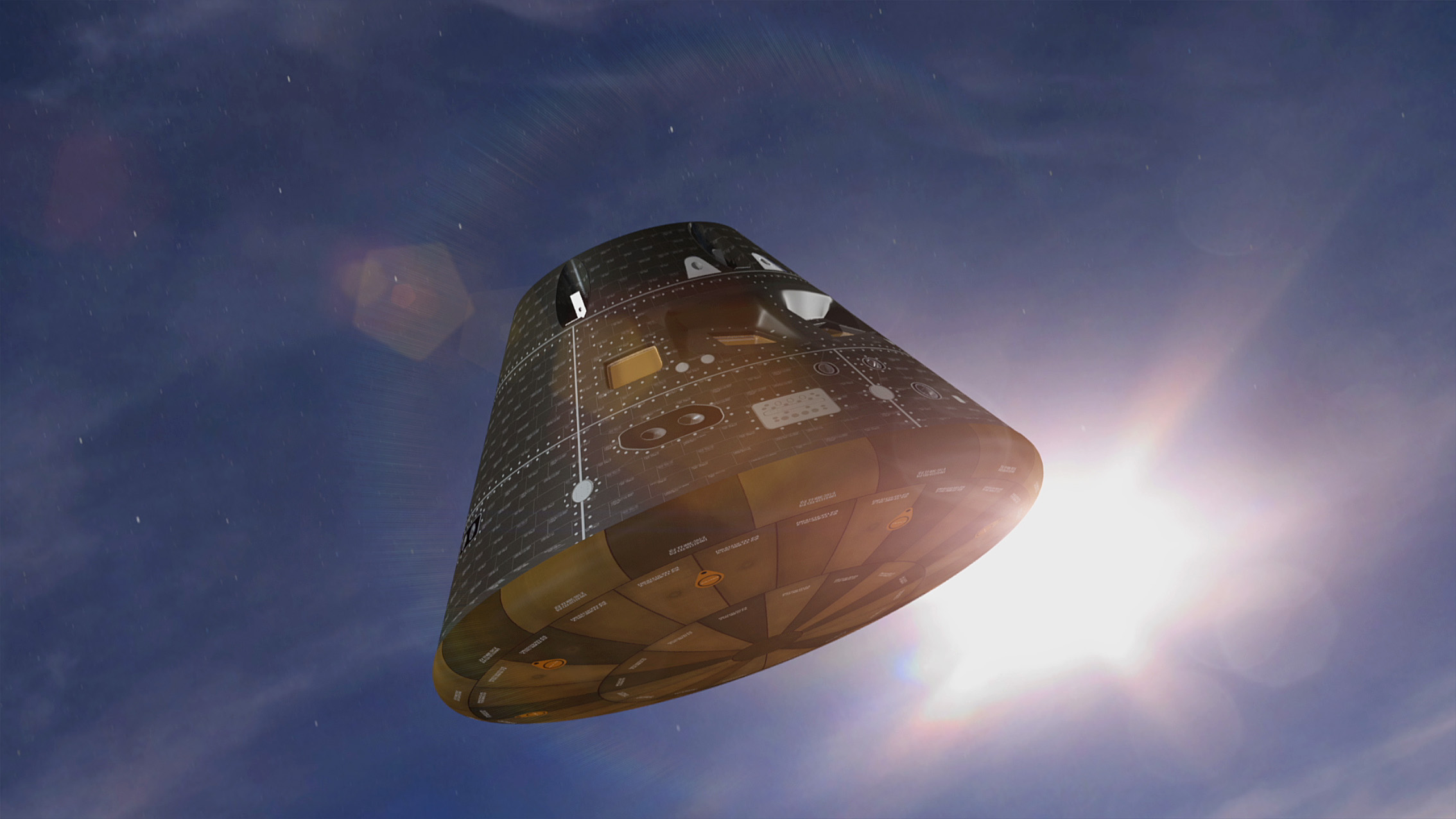 Learn More About Orion & Mars Launches  Learn More Abou...