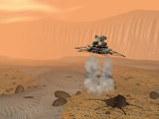 NASA Mars Colonization - Pics about space