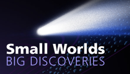 Small Worlds, Big Discoveries: Comets