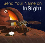 Send Your Name on InSight