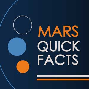 Mars Quick Facts