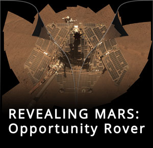 Revealing Images On Mars With Opportunity