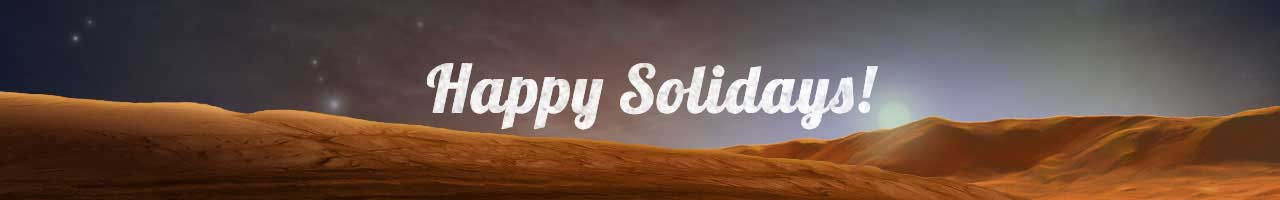 Happy Solidays!
