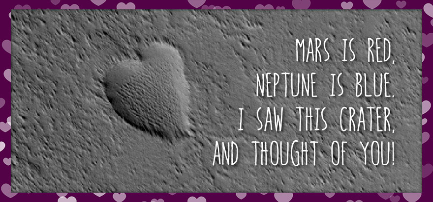 [Topic unique] Le robot Curiosity sur Mars  - Page 5 Mars-is-red-poem-nasa-mars-card