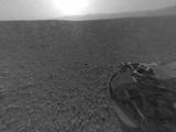 Curiosity's Rear View, Linearized