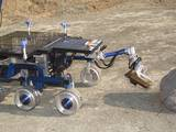 read the article 'NASA Testing K9 Rover in New
