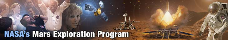 Mars Exploration Program: General
