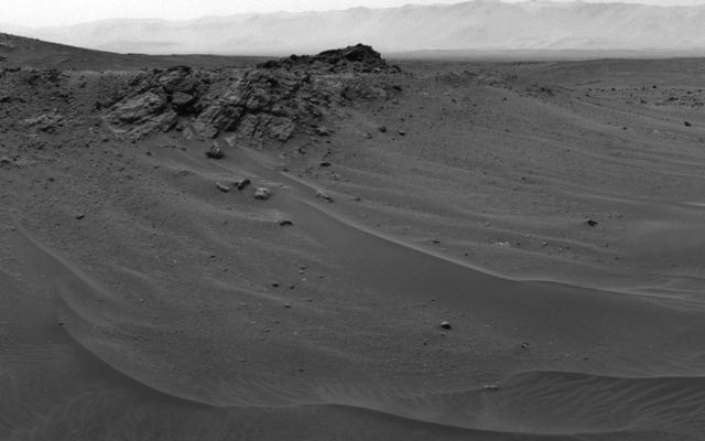 read the article 'NASA's Curiosity Rover Making Tracks and Observations'