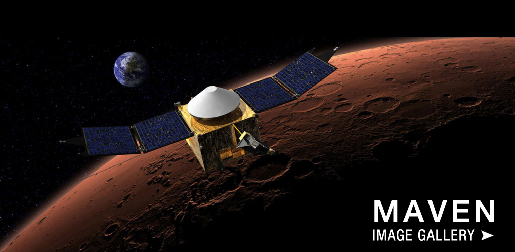MAVEN | Mars Exploration Program