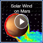 Studying the Solar Wind on Mars