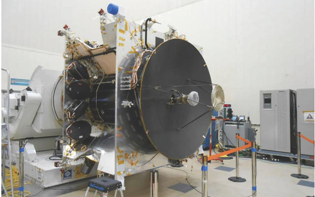 MAVEN with High Gain Antenna