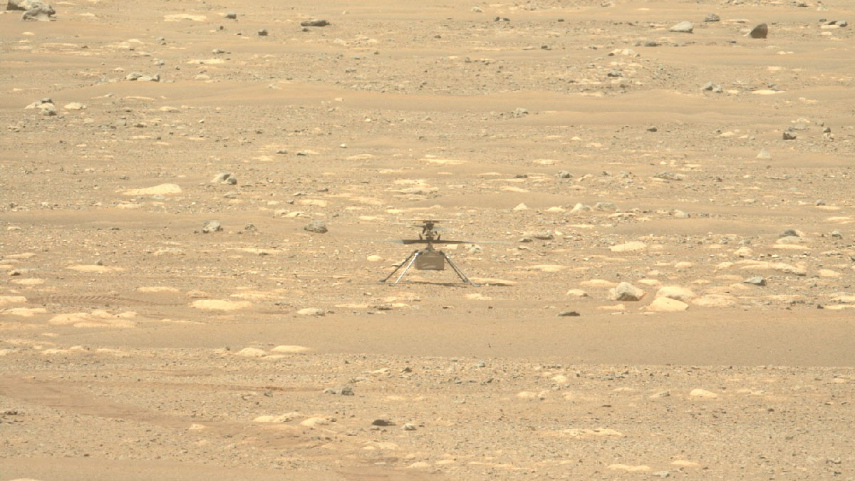 Read about, Working the Challenge: Two Paths to First Flight on Mars