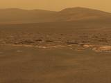 read the article 'NASA Mars Rover Arrives At New Site on Martian Surface'