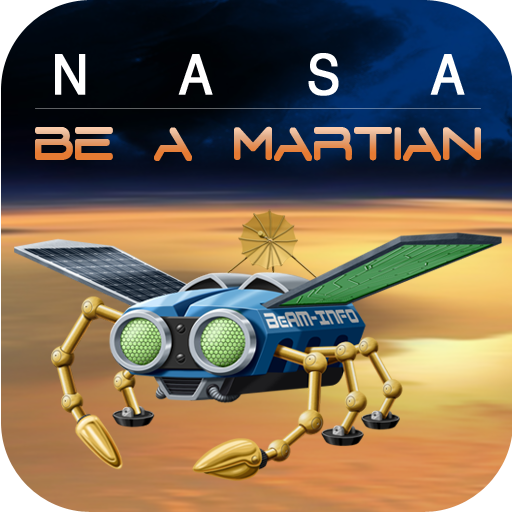 NASA's Be A Martian