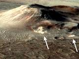 read the article 'Silica on a Mars Volcano Tells of Wet and Cozy Past'