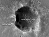 read the article 'Rover Will Spend 7th Birthday at Stadium-Size Crater'