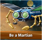 read 'Be a Martian'