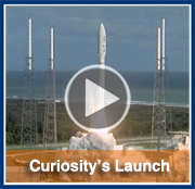 Video: Curiosity's Launch