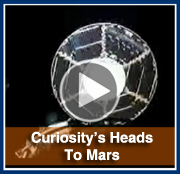 Video: Curiosity Heads to Mars