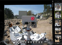 Mars Rover Photosynth