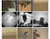 Curiosity's Raw Images