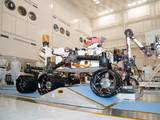 read the article 'NASA's Next Mars Rover Rolls Over Ramps'