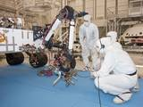 read the article 'Strong Robotic Arm Extends From Next Mars Rover'
