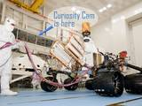 read the article 'Watch Construction Of NASA's New Mars Rover Live On The Web'