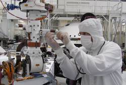 Weather Sensors from Spain on Mars Rover Curiosity