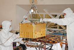 The Sample Analysis at Mars (SAM) instrument, largest of the 10 science instruments for NASA's Mars Science Laboratory mission, will examine samples of Martian rocks, soil and atmosphere for information about chemicals that are important to life and other chemical indicators about past and present environments.