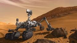 Curiosity: The Next Mars Rover