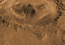 see the image 'Oblique view of Gale Crater from the North (Unannotated)'