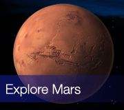 Explore Mars in 3D