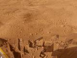 Composite View from Phoenix Lander
