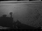 Crisp View from Inside Gale Crater