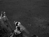 read the article 'NASA Hosts Teleconference About Curiosity Rover Progess'