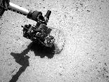 read the article 'Curiosity Finishes Close Inspection of Rock Target'