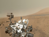 read the article 'Mars Rover Curiosity's Team to Receive Space Foundation Award'