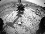 read the article 'Curiosity Maneuver Prepares for Drilling'